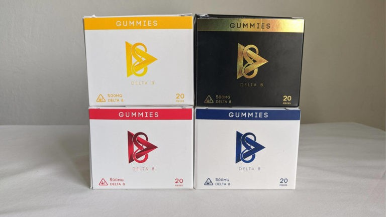 d8co gummies stacked